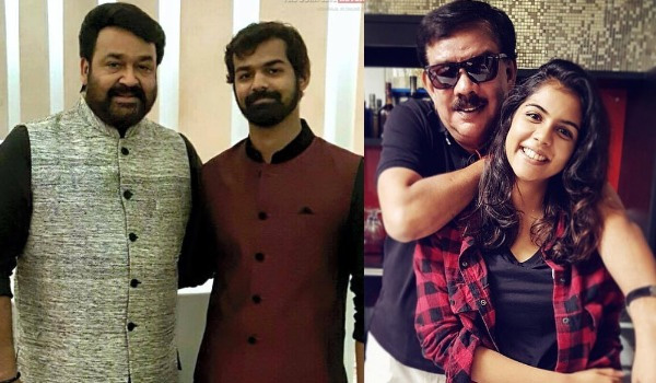 Priyadharshan-daughter-to-pair-with-mohanlal-son