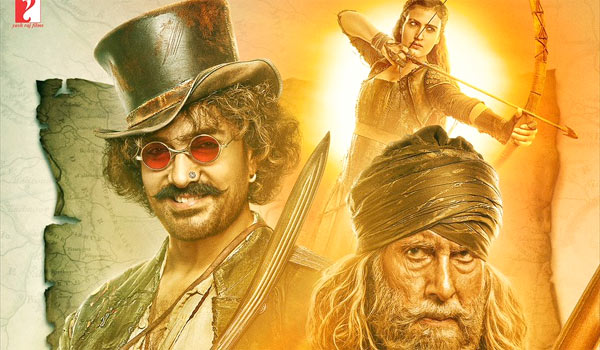 First-day-collection-:-Thugs-of-Hindostan-made-record-in-2018