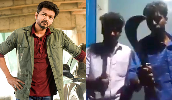 Sarkar-Issue-:-Two-fans-arrested