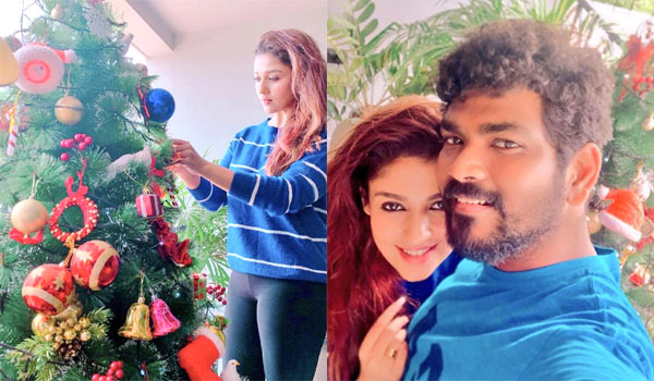 Nayanthara-celebrate-christmas-with-Vignesh-sivan