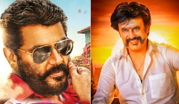 Petta-vs-Viswasam-movie-released-:-Fans-celebrating-movies