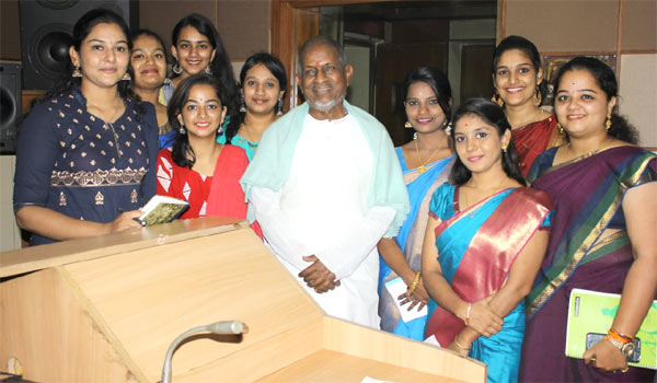 Ilayaraja-give-oppurtunity-to-9-college-students