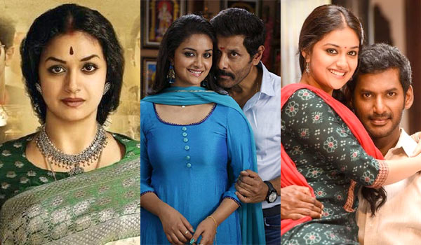 Keerthy-sureshs-Three-Movies-releasing-on-Pongal-day