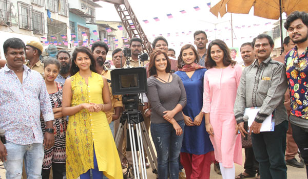 Kannitheevu-shooting-begins-with-four-heroines
