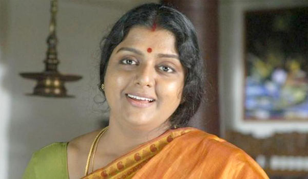Action-may-take-against-actress-Bhanupriya