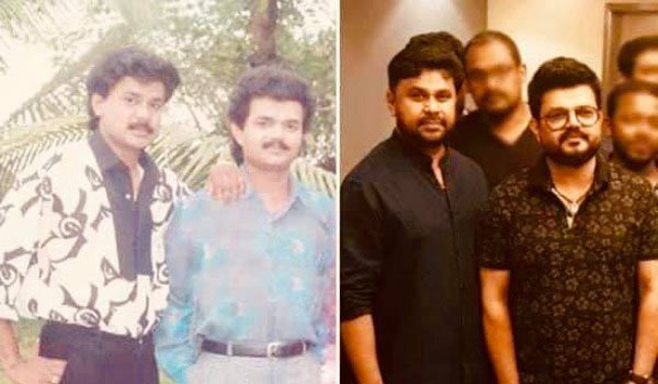 Dileep-friends-23-year-challenge