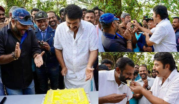 Mammootty-celebrates-Peranbu-success