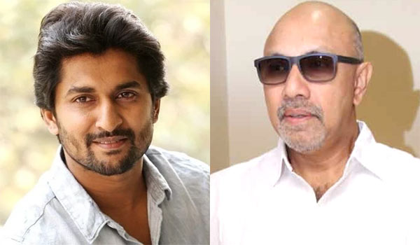 Sathyaraj-joints-in-Nani-film