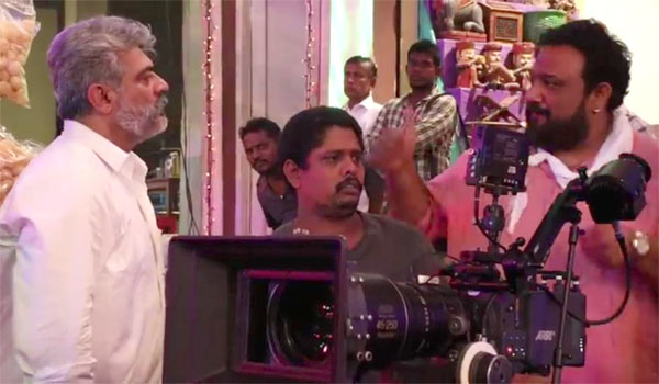 Viswasam-making-video-out