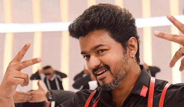 Vijay-to-dance-with-100-children