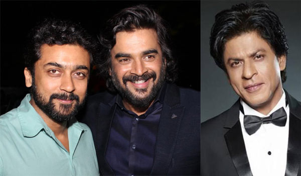 Madhavan-to-direct-Suriya-and-Sharukh-khan
