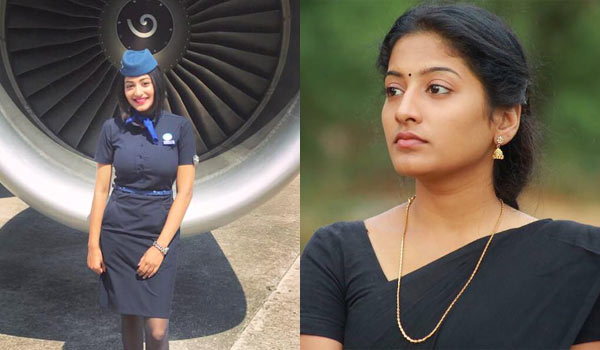 Did-Anjali-nair-quit-air-hostess-work