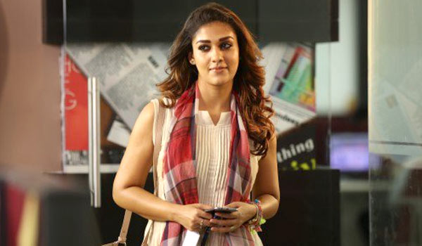Nayanthara-in-Reporter-role