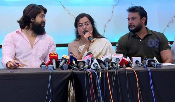 Yash-and-Dharsan-joints-for-Sumalatha