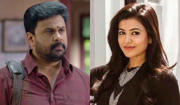 Anju-Kurian-to-pair-with-Dileep