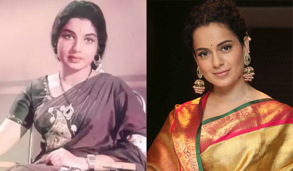 Kangana-to-play-a-Jayalalitha-biopic