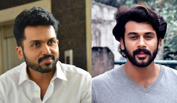 Anson-paul-joints-in-karthi-film