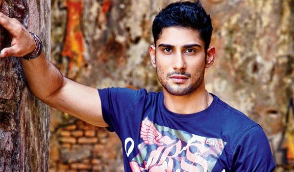 Prateik-babbar-to-act-as-villain-in-Rajinis-Darbar
