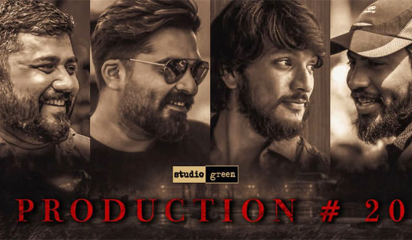 Simbu,-Guatham-Karthik-in-Studio-Green-Production-:-Kannada-director-debut-in-Tamil
