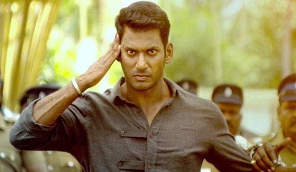 Vishal-new-record-in-Teaser