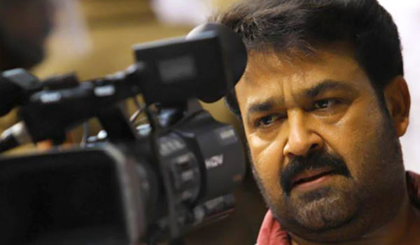 Mohanlal-turn-as-director