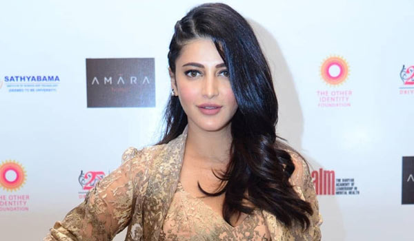 Shrutihaasan-to-act-as-Gangster