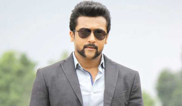 How-Suriya-callsheet-got.?
