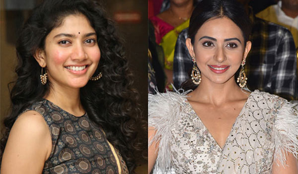 Srireddy-slams-Rakul-and-praises-Saipallavi