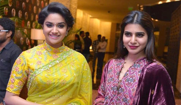 No-Tamil-movies-for-Keerthi-Suresh,-Samantha
