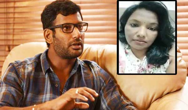 woman-who-says-sexual-harrassment-complaint-vishal-was-arrested