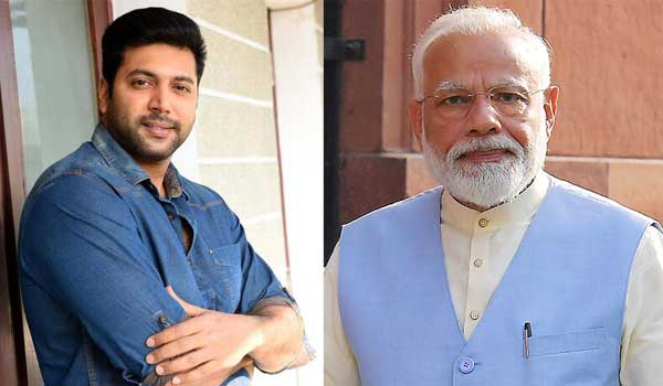 PM-modi-appears-in-jayam-ravi-starring-comali