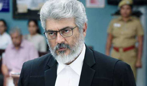 Nerkonda-Paarvai-movie-high-cost?