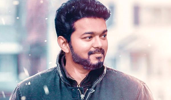 Vijay-63-important-update-Today-evening