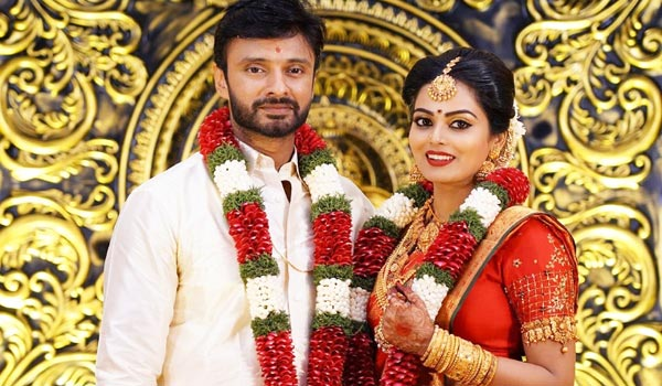 Actress-Vishnupriya-married-producer-son