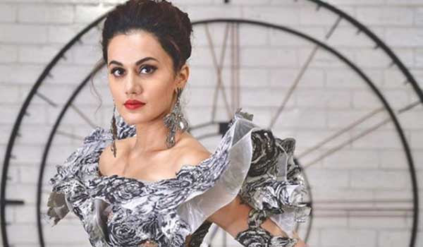 tapsee-dont-want-to-act-in-nerkonda-parvai
