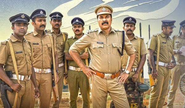 Mammootty-movie-special-screen-to-kerala-police