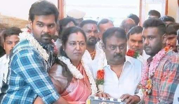 Vijayakanth-starts-his-sons-movie