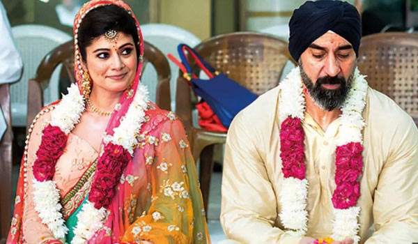Pooja-batra-second-marriage-with-actor-Nawab-Shah