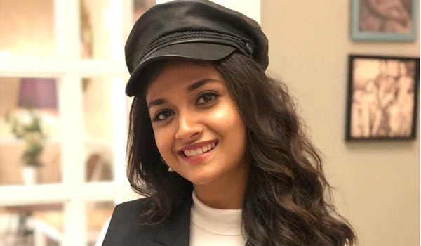 Did-Keerthy-Suresh-reduced-weight-for-Action