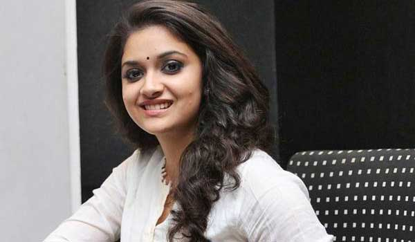 when-did-keerthi-starring-hindi-movie-begins