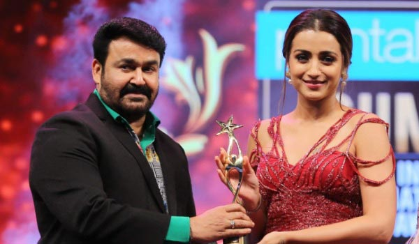 Trisha-to-pair-with-Mohanlal