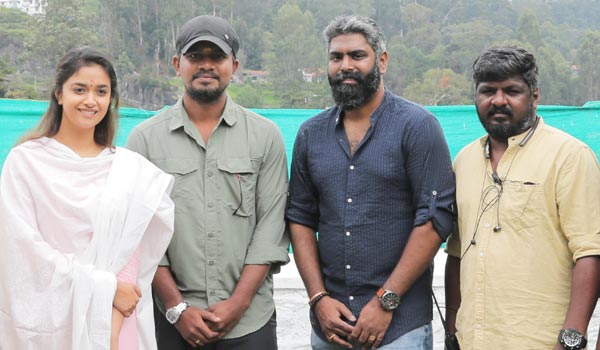 Keerthi-Suresh-movie-shooting-begins-in-Kodaikanal