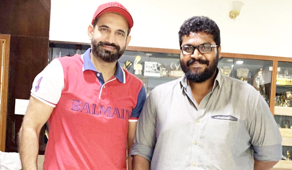 Cricketer-Irfan-Pathan-turn-as-actor-in-Vikram-film