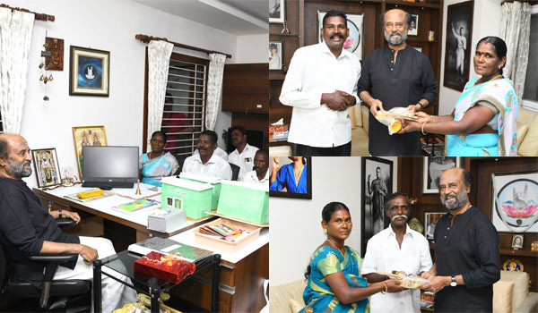 Rajini-donate-10-house-to-people-who-affected-in-Gaja-cyclone