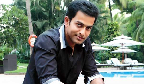 Prithviraj-rest-shooting-for-3-months