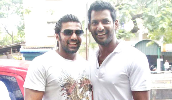 Arya-to-do-a-villain-for-Vishal