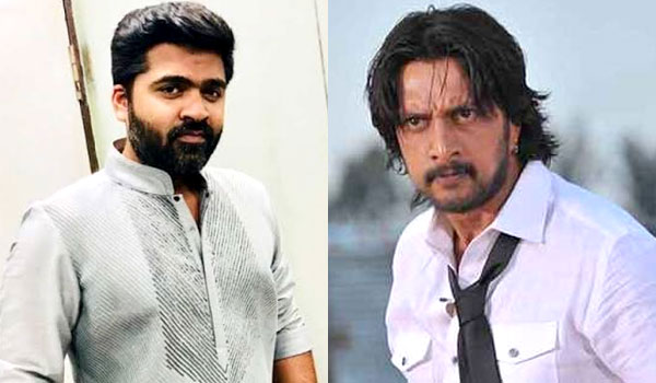 Sudeep-to-do-villain-for-STR