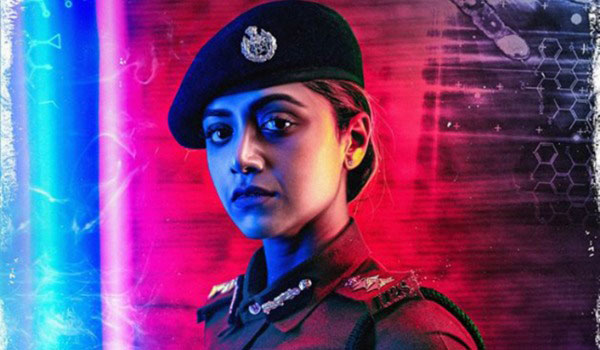 Mamta-Mohandas-first-time-acting-as-IPS-officer