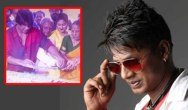 Police-send-notice-to-actor-Duniya-Vijay-for-using-sword-to-cut-birthday-cake