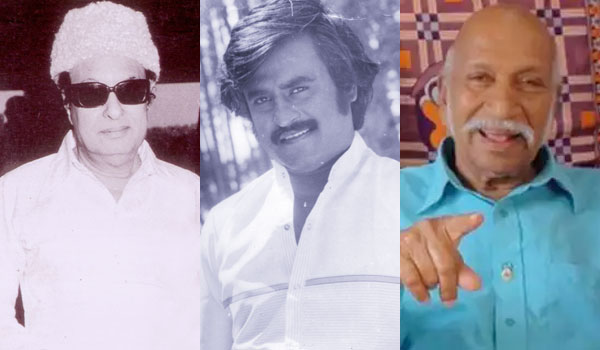 Did-MGR-beat-Rajini:-What-happend-says-MGRs-Gaurd-KP-Ramakrishnan